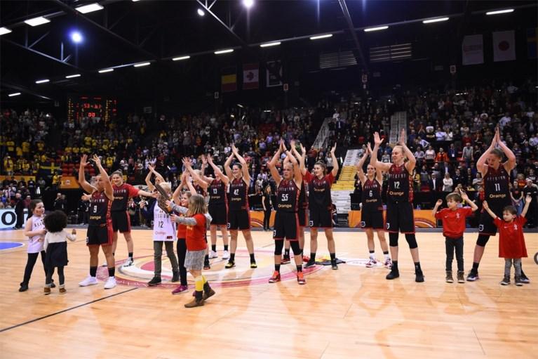 Belgian Cats schrijven geschiedenis en mogen voor het eerst naar Olympische Spelen na winst tegen Zweden