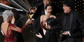 'Parasite' wint als eerste niet-Engelstalige film ooit Oscar voor beste film