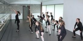 Dansschool vindt nieuw onderdak in verbouwde voetbalkantine