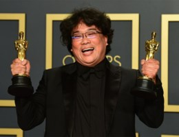 Hoe 'Parasite' dé Oscar pakte en geschiedenis schrijft