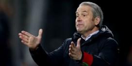 Pro League start procedure tegen Cercle Brugge-trainer Storck wegens uithaal naar arbitrage