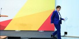 Annegret Kramp-Karrenbauer wordt niet de nieuwe Merkel