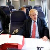Johnson wil overgelopen Labour-kiezers belonen met hogesnelheidstrein