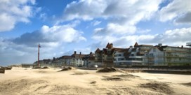 5,3 miljoen kubieke meter zand moet Knokse kustlijn beschermen
