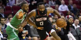 James Harden en Russell Westbrook beëindigen met Houston NBA-zegereeks van Boston