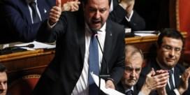 Italiaanse Senaat zet licht op groen voor vervolging Salvini wegens onwettig vasthouden migranten