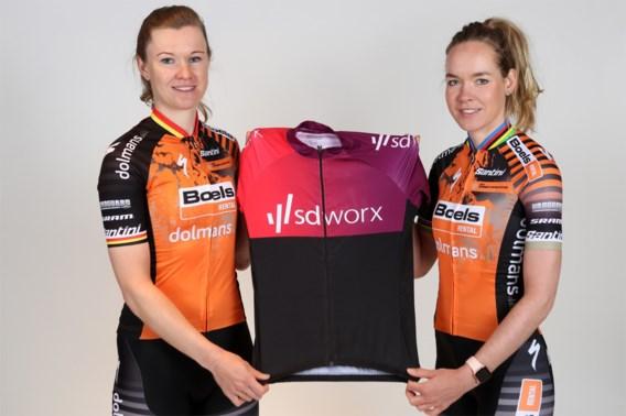 Boels-Dolmans krijgt Belgische opvolger als sponsor: SD Worx tekent contract voor vier jaar
