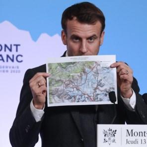 'Als de Mont Blanc de Mont Blanc niet meer is, zal niemand de berg nog bezoeken'