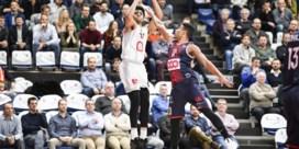 Antwerp Giants overklassen Luik in inhaalwedstrijd