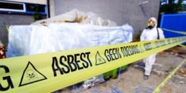 Derde van Vlaamse scholen gescreend op asbest