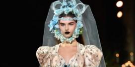 De bruid van Dracula duikt op bij Rodarte