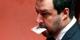 Salvini voor rechter wegens machtsmisbruik en gijzeling