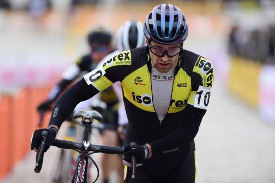 """Wietse Bosmans geschorst na afwijkende dopingtest op BK veldrijden: """"Wie mij kent, weet dat ik recht in mijn schoenen sta"""""""