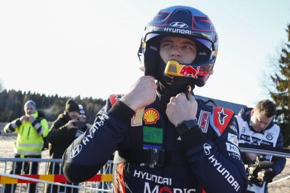 Evans leidt, Neuville moet achtervolgen in Rally van Zweden