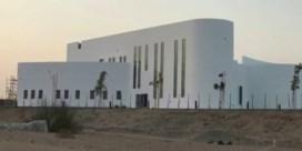 Grootste 3D-geprint gebouw opgetrokken in Dubai