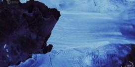Timelapse toont hoe gletsjer ter grootte van Malta afbreekt