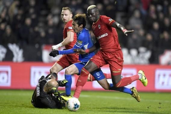 Geen penalty voor Genk, geen ultieme winning goal voor Antwerp