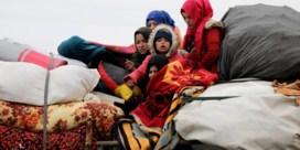Dit zijn de mensen uit Idlib