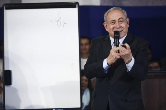 Netanyahu over raketaanval in Syrië: 'Misschien waren het de Belgen'