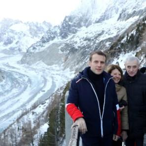 Mont Blanc moet Macron vergroenen