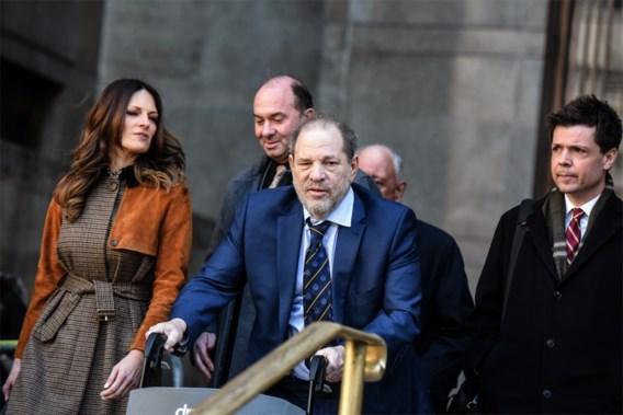 Slotrequisitoir tegen Weinstein: 'Ze werden verkracht door de koning'