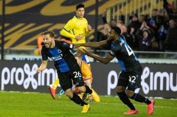 Rits redt Club in 94ste minuut van puntenverlies tegen Waasland-Beveren