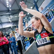 Eline Berings wint 60 meter horden op wellicht haar laatste BK indoor, Nafi Thiam mag toch mee op podium