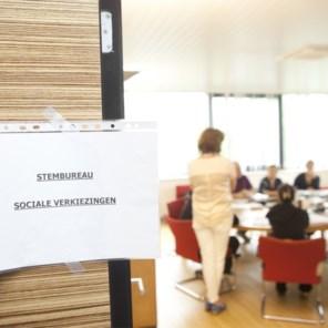 E-voting populairder bij sociale verkiezingen