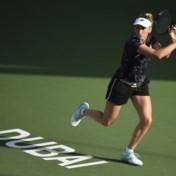Elise Mertens valt voor het eerst in vijf maanden uit top 20, David Goffin blijft in de top tien staan