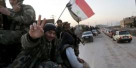 Assad ziet 'eindoverwinning' lonken