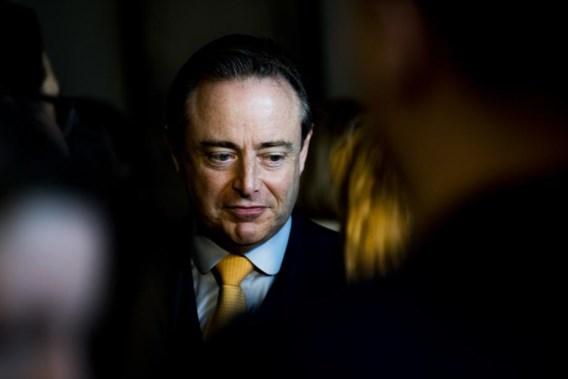 Bart De Wever roept op tot vorming 'Vlaams front' tegen PS