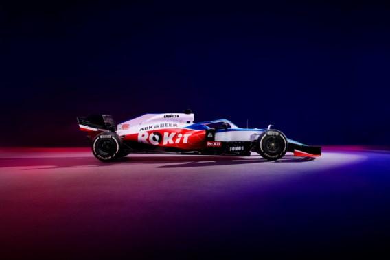 Williams F1 team toont FW43 met compleet nieuwe livery