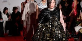 Lena Dunham maakt catwalkdebuut