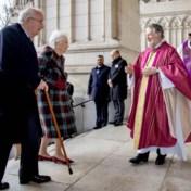 Koning Albert voor het eerst in openbaar sinds zaak-Delphine Boël