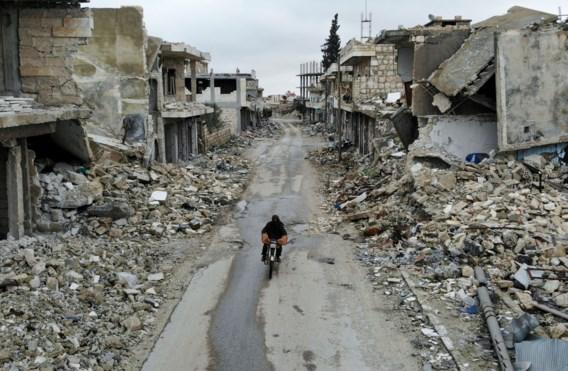 Trump roept Rusland op om 'wreedheden in Syrië' stop te zetten