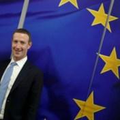 Mark Zuckerberg pleit in Brussel voor meer regulering