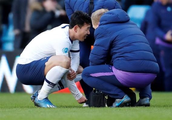 Pech voor Tottenham: Spurs verliezen Son met armbreuk