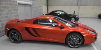 Financiën verkoopt sportwagen voor 87.600 euro