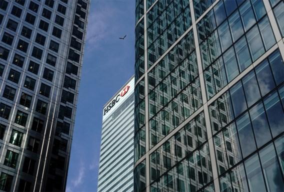 Britse bank HSBC schrapt 35.000 jobs