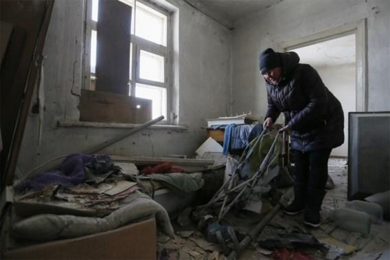 Gevechten in het oosten van Oekraïne zijn weer opgelaaid