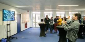 Antwerpse 'modem' bereikt na twee jaar voorbereiding ISS