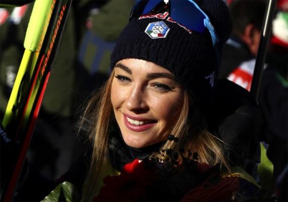 Italiaanse postergirl pakt tweede wereldtitel in twee dagen tijd op WK biatlon