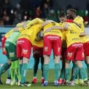 Speurders vallen binnen op het oefencomplex van voetbalclub KV Oostende
