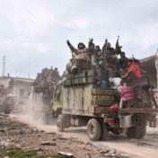 Assads leger berooft gevluchte burgers