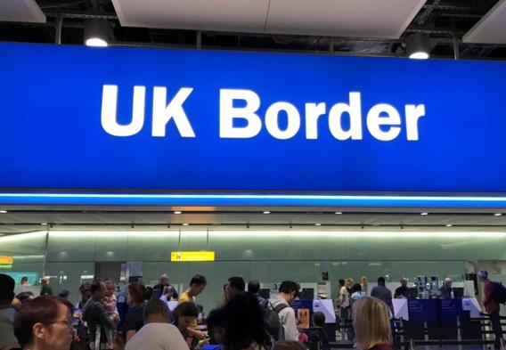 Verenigd Koninkrijk sluit deuren voor migranten die ongeschoold en niet-Engelstalig zijn