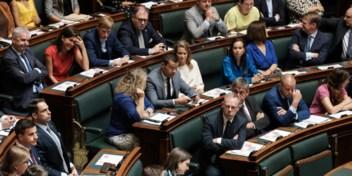Van het Vlaams front geen nieuws