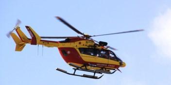 Twee Belgische wandelaars met helikopter gered in Frankrijk