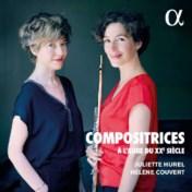Juliette Hurel & Hélène Couvert. Compositrices à l'aube du XXe siècle 