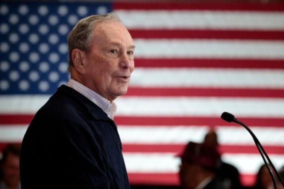 Bloomberg belooft media-imperium te verkopen mocht hij president worden