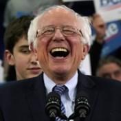 Bernie Sanders behaalt grote voorsprong in peiling